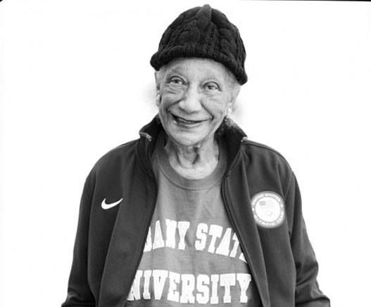 As the gold medal winner in the high jump at the 1948 Olympics in London, Alice Coachman came home to a celebratory welcome, including a parade in her home town of Albany, Ga. But Coachman was