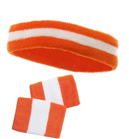 Jackie Moon Headband & Wristbands