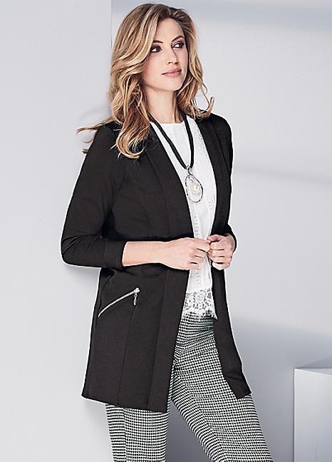 Soft Jersey Jacket #Kaleidoscope #Workwear