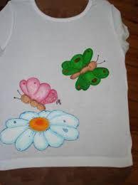 Resultado de imagem para camiseta pintada à mão