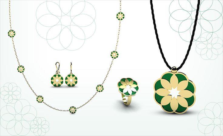¡Feliz Primavera! http://www.jroca.com/es/joyeria-joyas-pendientes-joyerias-barcelona/pendientes-oro-amarillo-esmaltes-al-fuego-crochet-510.html #mustprimavera #mustspring