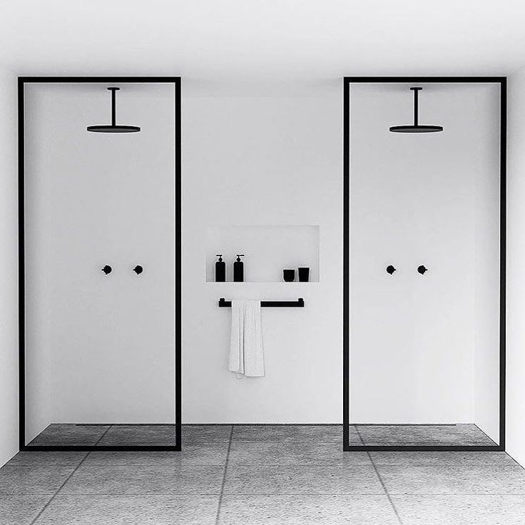 """5,443 Likes, 66 Comments - Scandinavian Design Concept (@simple.form) on Instagram: """"•• Double the Minimalism. The boys at @nichba_design still keeping it simple even with twinning…"""""""