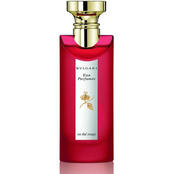 BVLGARI Eau Parfumée au thé rouge Eau de Cologne Spray ($105) ❤ liked on Polyvore featuring men's fashion, men's grooming, men's fragrance, mens perfume, mens cologne, mens grooming and mens fragrance