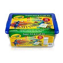 "Crayola - Le bac d'art et de bricolage géant - Crayola - Toys""R""Us"