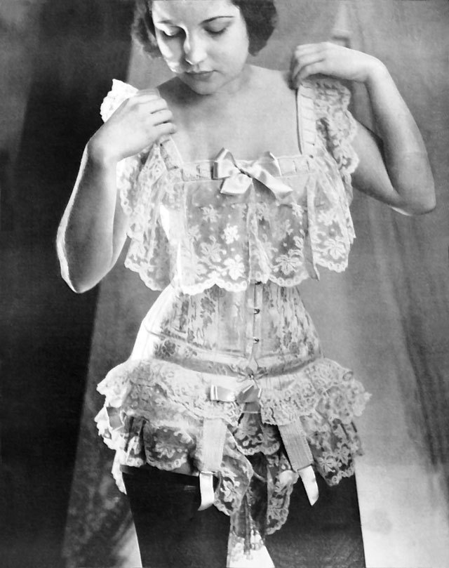 """17 Best images about A """"Brief"""" History of Underwear on ..."""