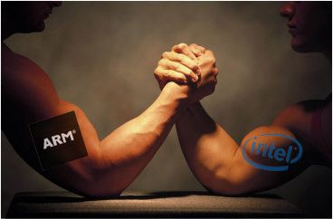 ARM vs Intel... SERIOUS BUSINESS!