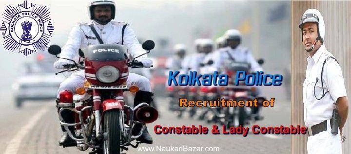 Jobs in Kolkata Police 2015