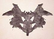 Uso in psicologia: il test di Rorschach /Use in Psicology :Rorschach test.