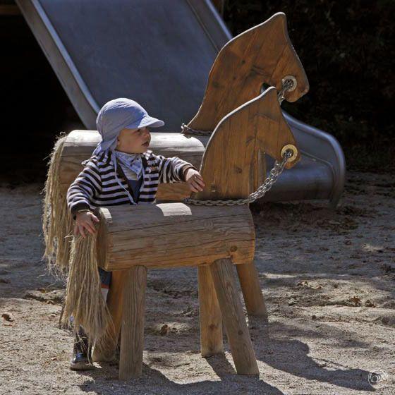 Richter Spielgeräte: Image examples small children