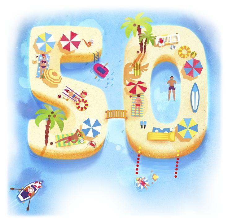 1963 perustettu Aurinkomatkat täyttää tänä vuonna 50 vuotta.