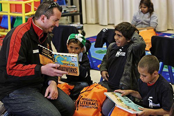 Indigenous Literacy - Indigenous Literacy Foundation