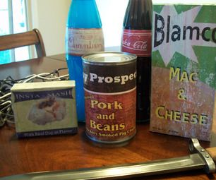 This Instructable will briefly go over the process I used to make these food Items from Fallout 3.