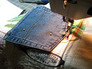 How to sew pocket straight_2