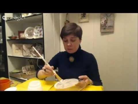 """#МК Магдалины Соловьёвой """"Рождественские 3D шары"""". Ручная работа - YouTube"""