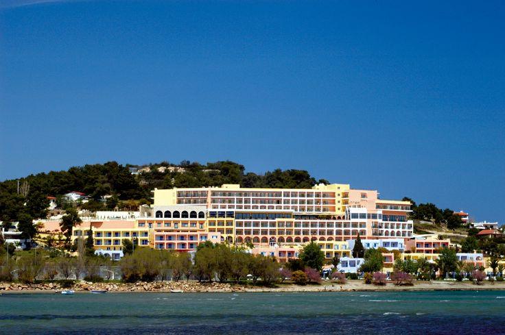 Aquis Mare Nostrum Hotel Thalasso #greece #travel #ttot #attica