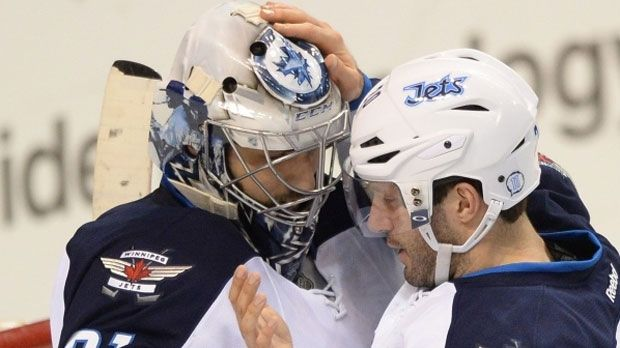 Jets going into first-round series with Ducks on Ondrej Pavelec's hot streak ... - http://www.newswinnipeg.net/jets-going-into-first-round-series-with-ducks-on-ondrej-pavelecs-hot-streak/