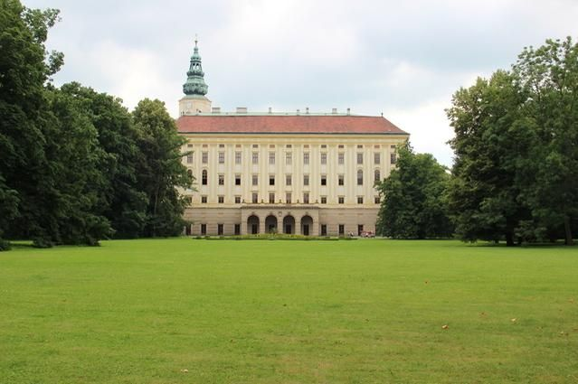 Galerie - Arcibiskupský zámek Kroměříž (Zámek) • Mapy.cz