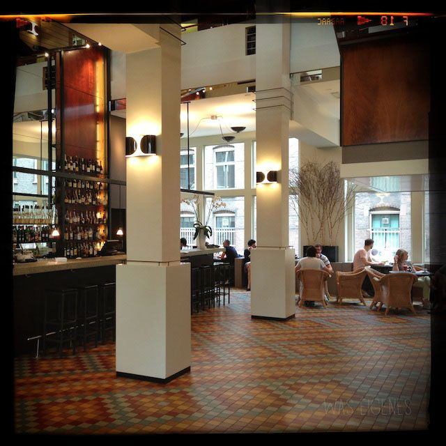 Amsterdam {Café de Jaren}