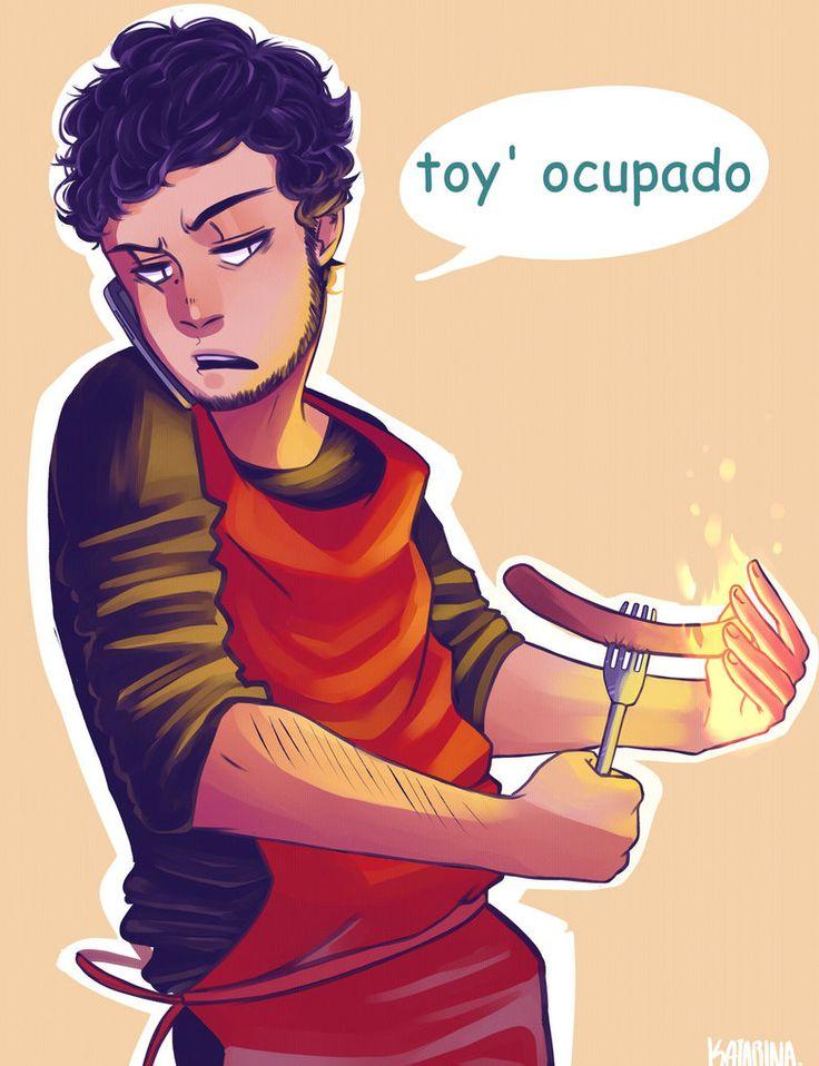 Jaime en la cocina [GOTH] | by Inuinuns1