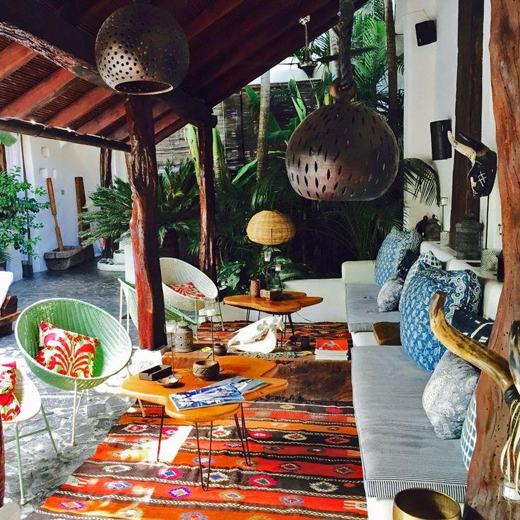 REFÚGIO COM ESTILO TRIBAL NA NICARÁGUA #hotel #ondeficanicaragua #nicaragua #tribal #hoteltribal #granada #hotelgranada