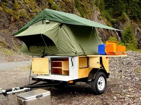 Lightweight Pop-Up Camper