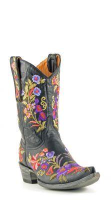 Pretty Cowboy Boots - Yu Boots