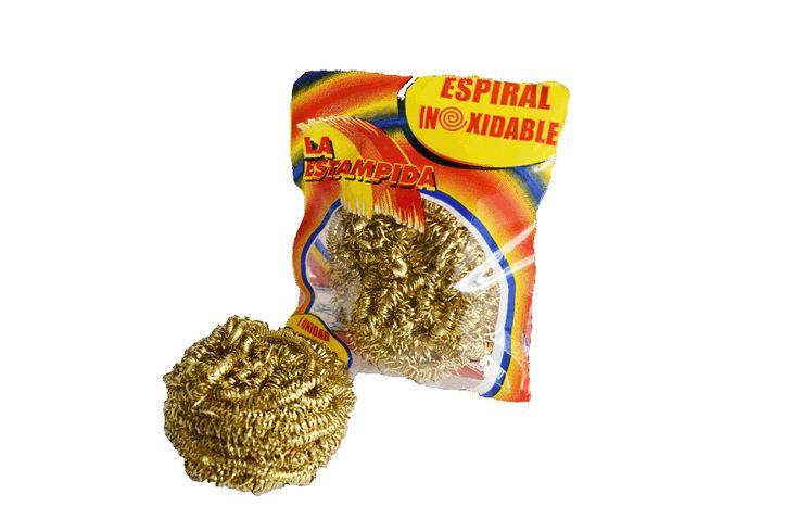 Espiral Oro Display x6 und