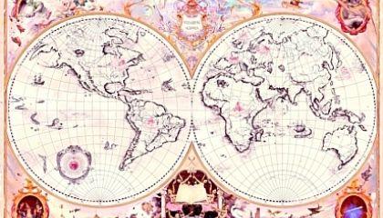 Pottermore: Autora de Harry Potter inclui Brasil no mapa das fictícias escolas
