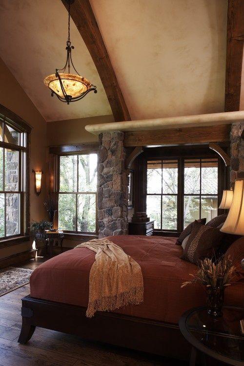 Rustic Romantic Bedroom Ideas: Favorite Places & Spaces