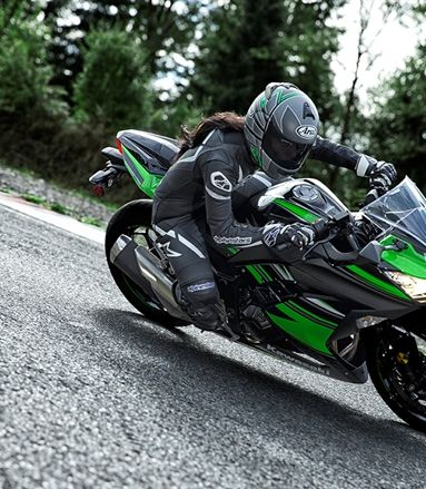 2016 NINJA® 300 ABS KRT EDITION Sport Motorcycle by Kawasaki