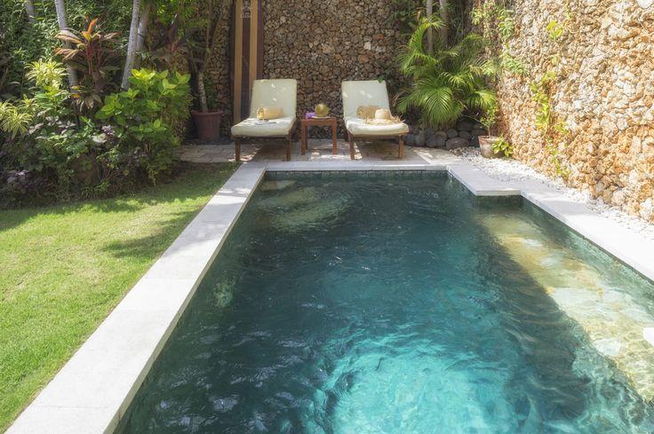 Villa 15 pool at Villa Kubu, Seminyak, Bali