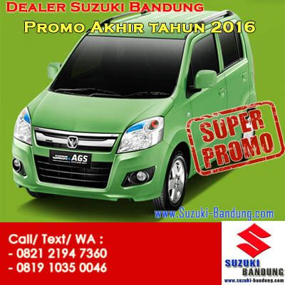 Promo Akhir Tahun DP Ringan Kredit Suzuki Karimun Wagon R Bandung. Sales: 081322716346