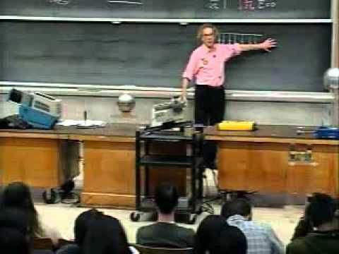 ▶ Lec 03: Electric Flux and Gauss's Law | 8.02 Electricity and Magnetism, Spring 2002 (Walter Lewin) - YouTube