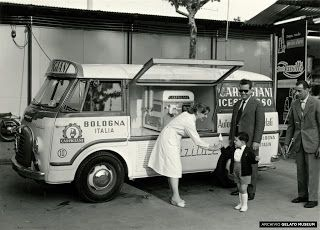 Compagni di viaggio: Ed ecco a voi un museo dedicato al gelato
