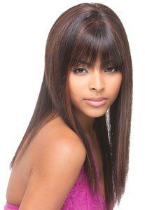 Human Hair CLEOPATRA Wig by Janet Collection Color 2 by Janet Collection. $119.48. 100% Human Hair wig. Front bang, skin top, long length. Janet Collection Human Hair Cleopatra Wig. Cleopatra style, silky yaky texture. 100% Human Hair wig