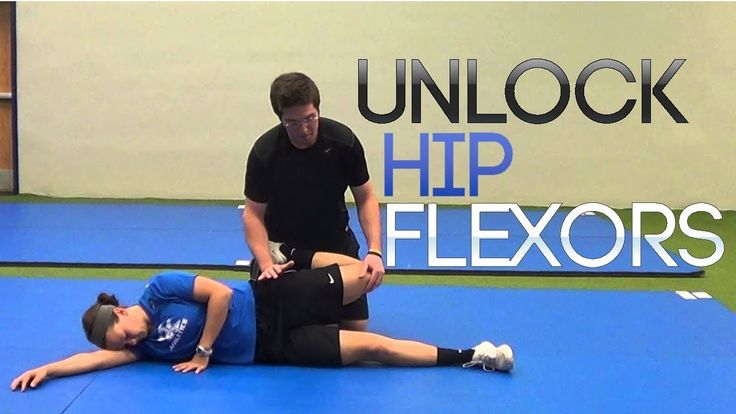 Best Exercises To Unlock Your Hip Flexors