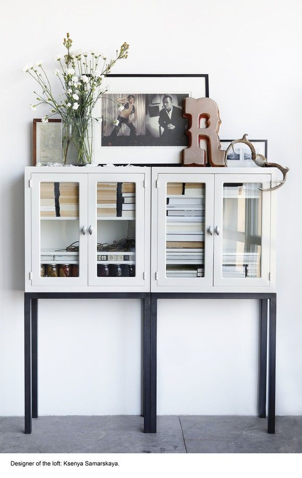 diy storage; cabinets on table; living room; bedroom; bathroom - emmas designblogg