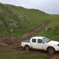 Off Roading Course