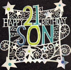 Happy Birthday wishes quotes for son and: 21 happy birthday for special son