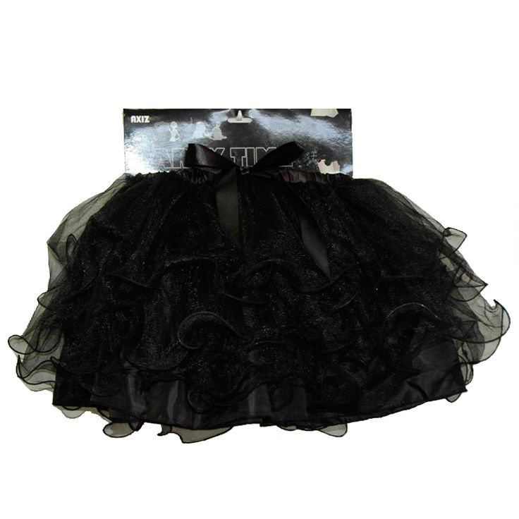 Tutu - Black Tutus are the perfect Hens night accessory! Gorgeous layered and lined Black Tutu for the Bride To Be, or get one for all the girls to really make an impression! Team with one of our h...