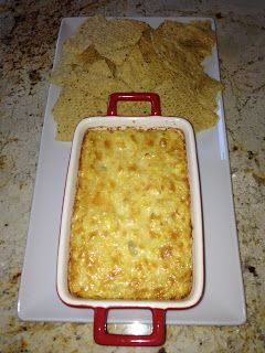 My Most Requested Recipes: Hot Artichoke Dip