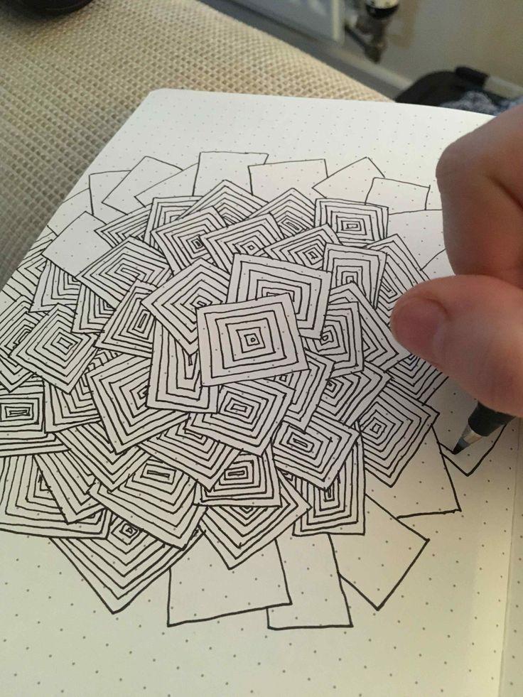 22 Einzigartige Designs zum Zeichnen von Zen-Verwi…