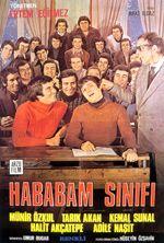 hababam sınıfı - münir özkul, adile naşit, kemal sunal, tarık akan, halit akçatepe / 1975