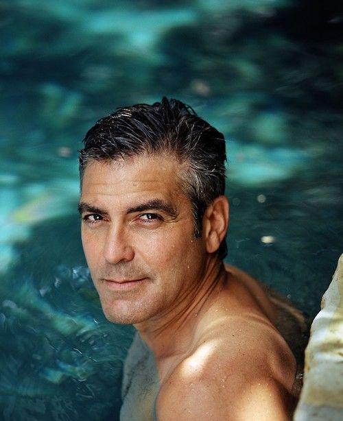 thecysight:  George Clooney by Sam Jones