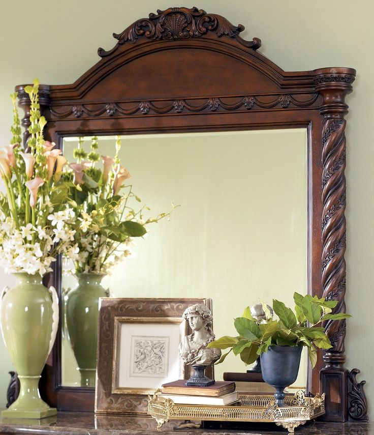 signature designs furniture worthy antique color. The Most Popular Furniture Collection, North Shore Collection Meshes A Rich Traditional Design And Exquisite Details To Create Ultimate In Grand Signature Designs Worthy Antique Color