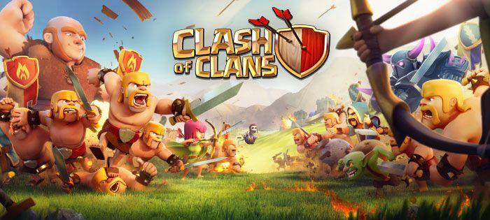 Download Game Android Clash of Clans – Clash of Clans merupakan salah satu judul game android bergenre startegi yang memiliki banyak peminat saat ini, mulai dari anak-anak sampai dewasa memainkan game tersebut. Game yang dikembangkan oleh Supercell untuk perangkat mobile berbasis Android dan iOS ini tercatat telah di unduh sebanyak lebih dari 50 juta kali dan mendapatkan rating mencapai 4 dari poin sempurna 5.