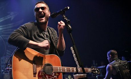 A country superstar-by-numbers who peppers songs with cliches, Eric Church is somehow very likeable, writes Mark Beaumont. Photo copyright Christie Goodwin, all rights reserved