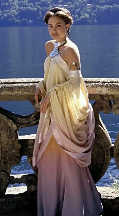 Princess Amidala-my favorite dress! Episode II