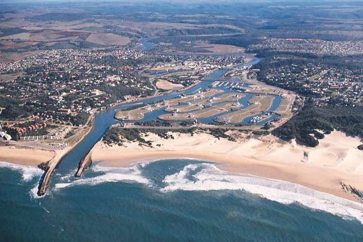South Africa Port Alfred Eastern Cape