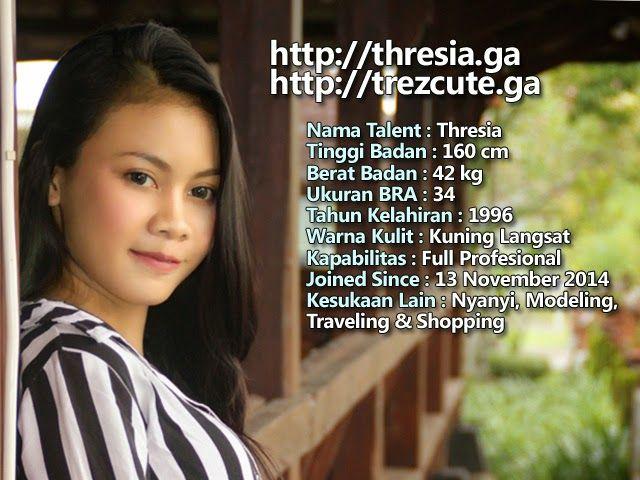 blog.klikmg.com - Fotografer Jakarta: Thresia 18th Female Model Klikmg Model/ Talent Management   Thresia.ga